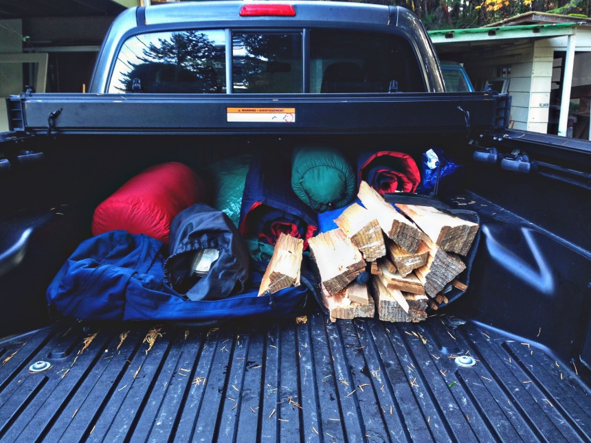 car camping canada