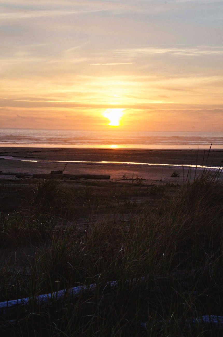 chesterman beach pacific rim sunset 3