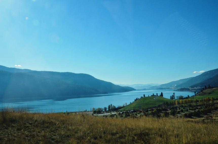 BC Canada road trip lakes 2