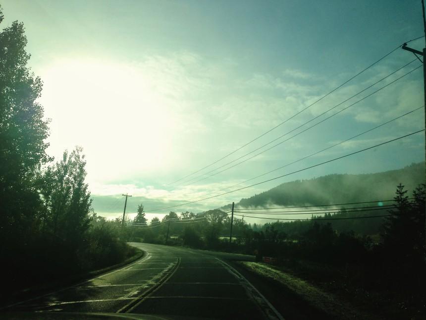 Salt Spring Island BC road trip 2