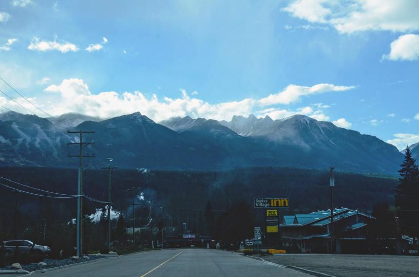 BC Canada road trip The Rockies 3