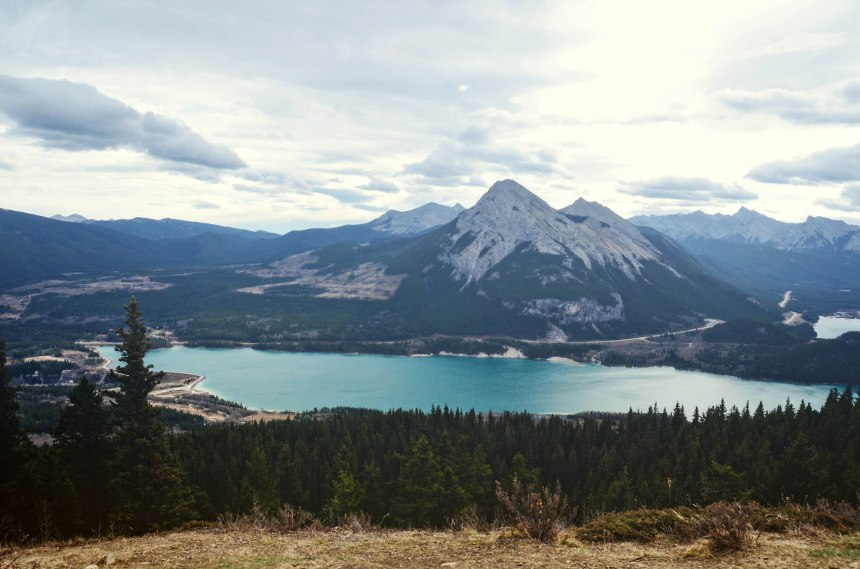 Barrier Lake Kananaskis Country Alberta