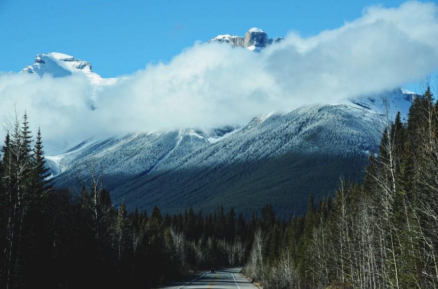 Alberta Canada roadtrip Banff 5