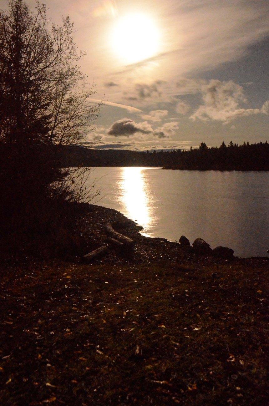 BC Canada road trip Kelowna Lambly Lake