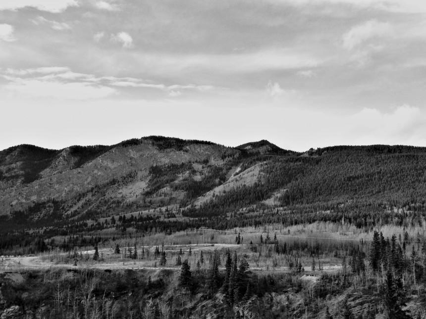 Prairie View Trail Kananaskis Country Alberta