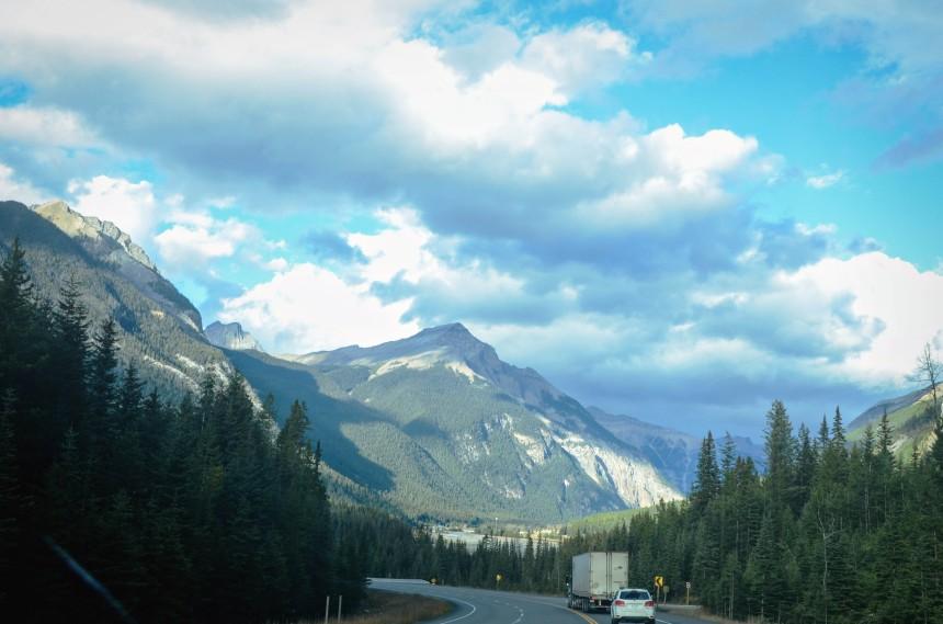 BC Canada road trip The Rockies 11