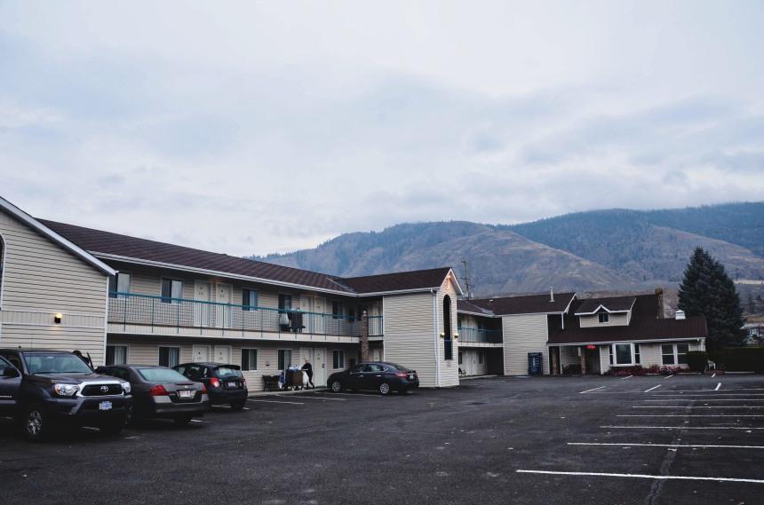 BC Canada road trip Kamloops Ranchland Inn 2