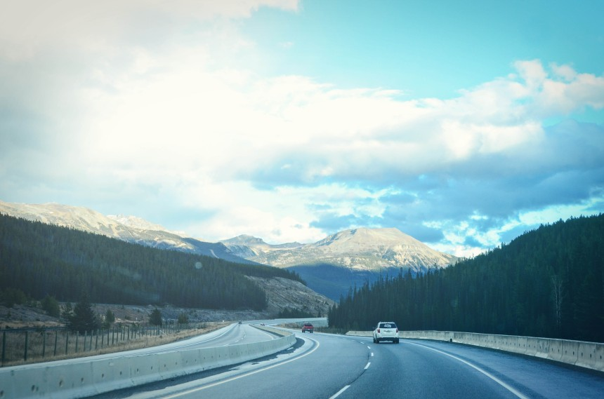 BC Canada road trip The Rockies 13