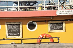 a restaurant at Port Alberni