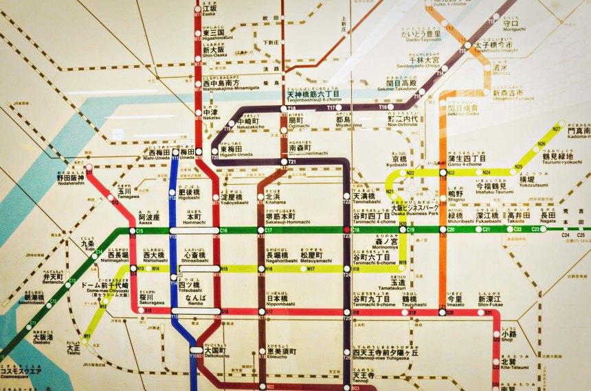 osaka-train-map