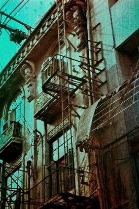 Old buildings along Binondo